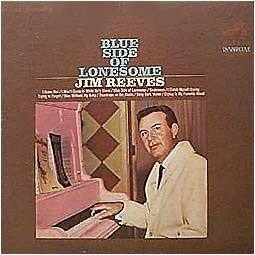 Blue Side of Lonesome, Jim Reeves, [LP, Vinyl Record, RCA, 3793]