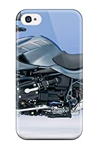 Hot Snap-on Bmw Motorcycle Hard Cover Case/ Protective Case For Iphone 4/4s