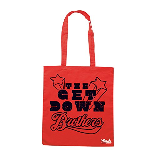 Borsa THE GET DOWN SERIE TV - Rossa - FILM by Mush Dress Your Style Colecciones R2y13