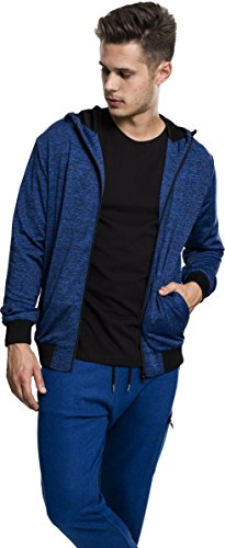 Uomo royal Training Urban Sportiva 1146 Giacca Light Mehrfarbig Classics Mens Jacket black Blue wq0n0xTHz