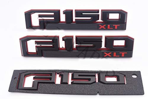 red and black f150 emblem - 5