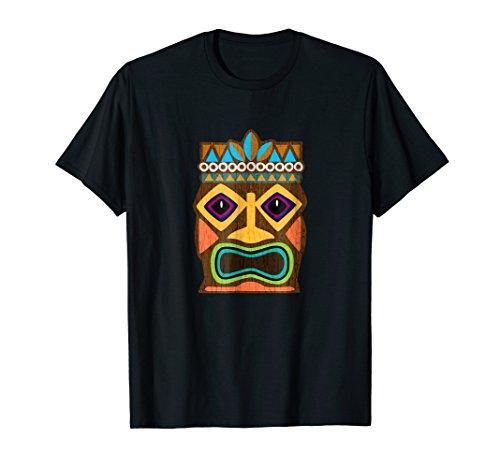 Tiki Totem Idol Shirt -