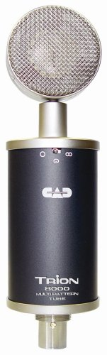 CAD Trion8000 Multi-pattern Condenser Microphone by CAD