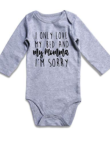 Baby Alphabet Clothes (Cutemefy Funny Newborn Baby Girl Romper Jumpsuit Bodysuit Alphabet Baby Clothes Outfits)
