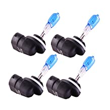 886 12V 50W Super White Halogen Xenon Filled Automotive Light (Package of 4)