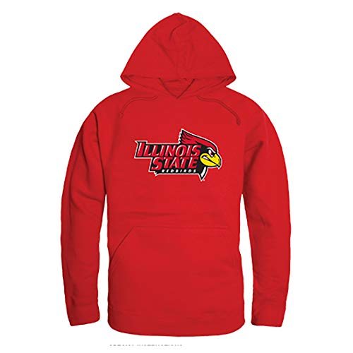 Illinois State University NCAA The Freshman Pullover Hoodie Pullover Hoodie, Large ()