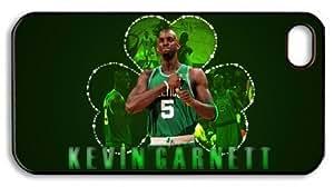LZHCASE Personalized Protective Case For Ipod Touch 5 CoverKevin Garnett, NBA Boston Celtics