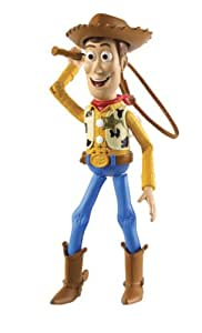 Toy Story - Figure Deluxe [Woody] (PVC Figure)