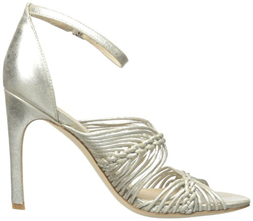 Via Spiga Dorian Damen US 9.5 Gold Sandale UK 7.5 EU 39.5