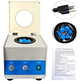 New LD-3 Electric Bench Top Centrifuge Lab Medical Practice 4000rpm 650ml