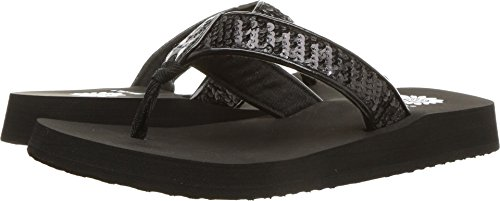 Yellow Box Women's Catrina Black 9 M US