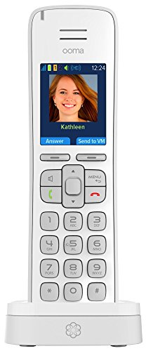 Ooma HD3 Handset - White by ooma