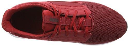 Rouge Formateurs Homme Course Street Enzo Puma De Chaussures w0xt7tUq