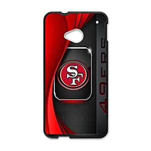 The San Francisco 49ers Cell Phone Case for HTC One M7
