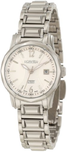Roamer of Switzerland Women's 413561 41 14 40 Stingray Automatic Stainless Steel Date Watch