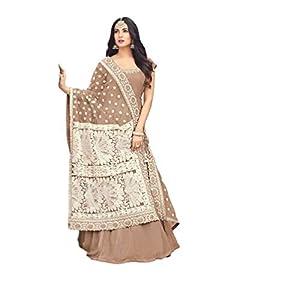 INFOTECH Women's Anarkali gown