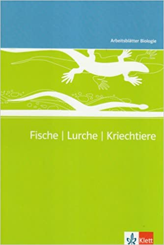 Fische, Lurche, Kriechtiere: Kopiervorlagen mit CD-ROM Klassen 5-10 ...