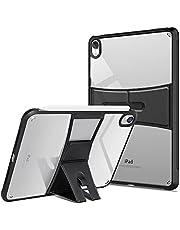 GFOX Case Compatible with iPad Mini 6 Shockproof Case for iPad Mini 6 2021 Flexible TPU with Stand Compatible with iPad Mini 6 Protective Case