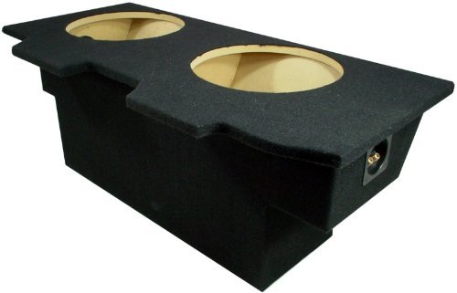 ASC Chevy Camaro or Pontiac Firebird Coupe 1993-2002 Dual 12″ Subwoofer Custom Fit Hatch Sub Box Speaker Enclosure