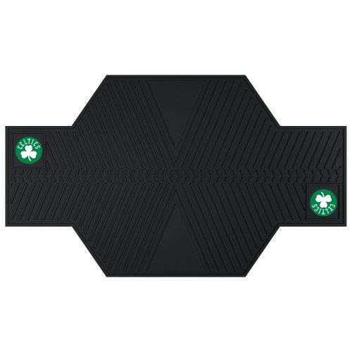 Fanmats 15370 NBA Boston Celtics Motorcycle Mat by Fanmats