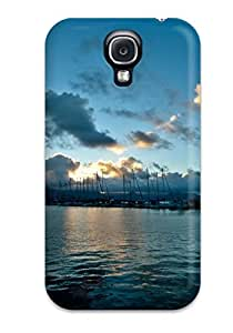 New Arrival Scenic Photography People Photography WTG-401opgcQNEn Case Cover/ S4 Galaxy Case