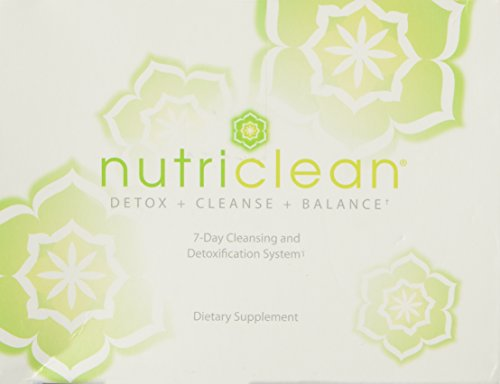 (NutriClean Digestive, Liver and Colon Maintenance- 7-Days)