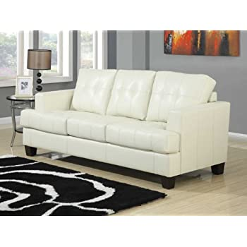 Coaster Home Furnishings Contemporary Sleeper, Cream