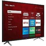 TCL. Pantalla 43 LED Smart ROKU TV,(43S305_ENB) 1080p (Renewed)