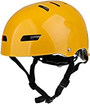 Universal Water Sports Safety Helmet Kayak Canoe Boat Surfing SUP Paddleboard Skateboard Bike Cycling Hard Cap
