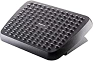 Fellowes Standard Foot Rest, Graphite 48121