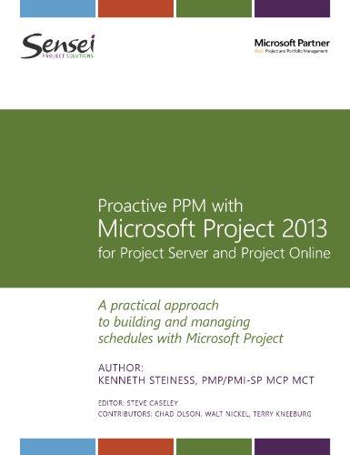 Download Proactive PPM with Microsoft Project 2013 for Project Server and Project Online Pdf