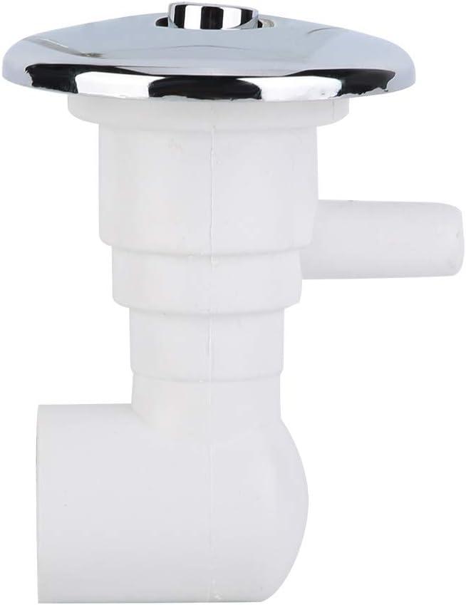 Bicaquu Rociador de Burbujas para bañera, Boquillas de Aire para bañera de hidromasaje Rociador de Burbujas Accesorios para rociadores de Agua de bañera