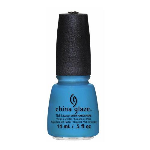 (6 Pack) CHINA GLAZE Nail Lacquer Sunsational Isle