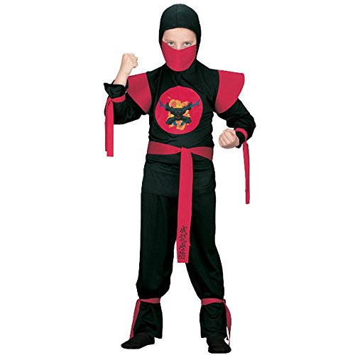 (Child's Jackie Chan Warrior Costume (Size:Large)