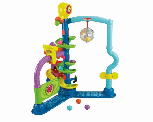 Fisher-Price Cruise and Groove Ballapalooza (Fisher Price Music Arch)