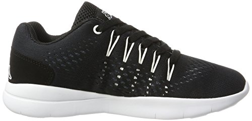 White Mixte Sneakers Noir Basses Black 1111 1110 Kappa Nexus Black Adulte ZHaxv5n