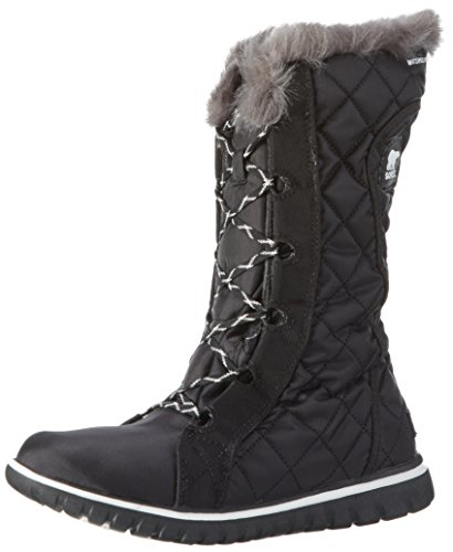 Negro Altas Black Sea Mujer para Salt 010 Cozy 010black Sorel Zapatillas Cate Sea Salt tq0nwxYgFC