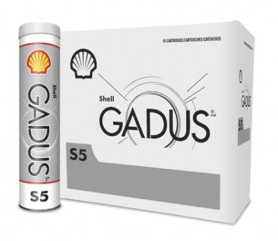 SHELL GADUS S5 V100 2 (12-Pack) by Shell