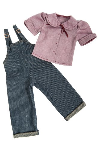 A Girl for All Time - Clementine's Land Girl Outfit for 16 inch dolls ()