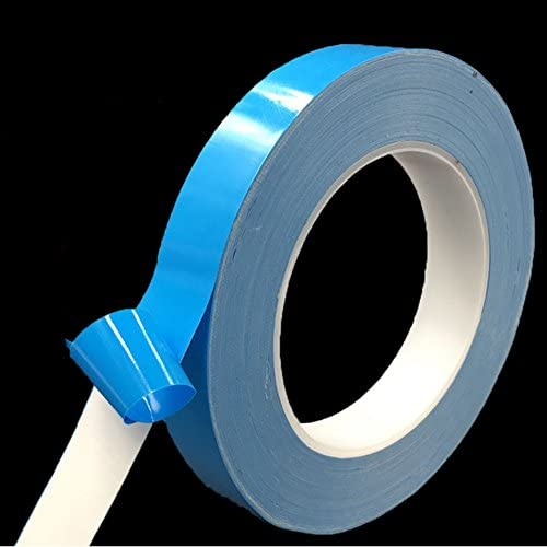 F Fityle Thermal Conductive Tape Double-Sided 82ft 10mm for Chipset LED GPU Others