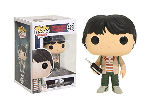 Funko POP Television Stranger Things Mike with Walkie Talkie ()