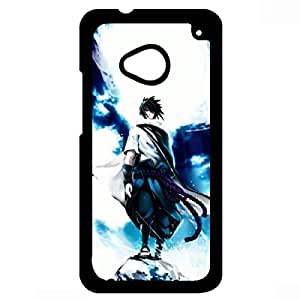 Naruto Phone Case Japanese Anime Naruto HTC One M7 Phone Cover Case Full Protection Back Case HTC One M7 Smartphone Case Protector 130