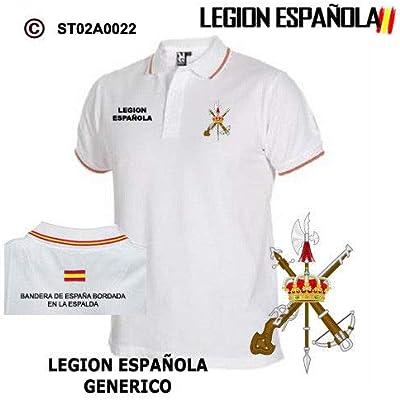 Roly Polos Bandera DE ESPAÑA: Legion ESPAÑOLA (XXL): Amazon.es ...
