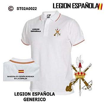 Roly Polos Bandera DE ESPAÑA: Legion ESPAÑOLA
