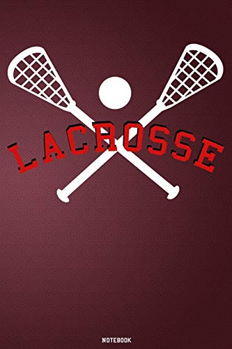 Lacrosse: Lacrosse Journal | Lacrosse Notebook | Gift idea for Lacrosse lovers | Lacrosse composition book for Players and Coaches | Birthday present por my book, Look at