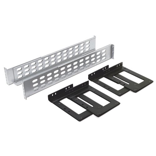 New - Rack rail kit - gray - 19in - SURTRK2