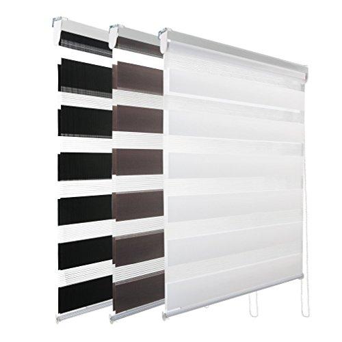 Catalogo Ikea Tende A Rullo.Kinlo 60 80 90 100 X 150 Cm Tenda A Rullo Doppio Strato Poliestere