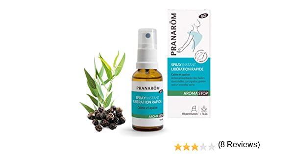 Pranarôm - Spray Instant - Liberación rápida, 15 ml: Amazon.es ...