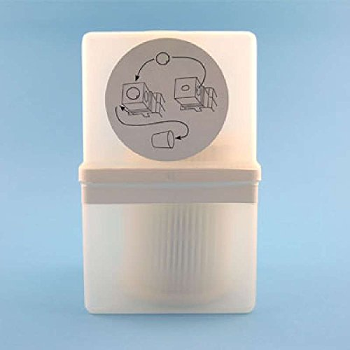 Replacement Hepa Filter Cartridge 99.97% Efficient 0.3 Micron, 2 Pack