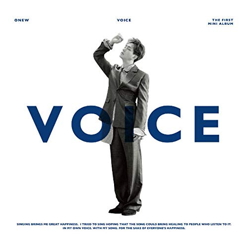 CD : Onew - Voice (Photos, Asia - Import)